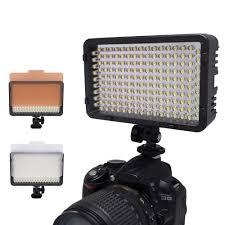 Cn 160 Led Video Light Battery Us 34 19 5 Off Nanguang Cn 160 Cn 160 Led Video Camera Led Light Dv Camcorder Photo Lighting 5400k For Canon Nikon Vs Wansen W160 In Photographic