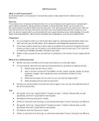 Expectations 5 Job Performance Evaluation Self Review Goals Examples