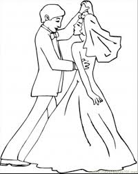 Small Picture Free Printable Wedding Coloring Pages For Kids Mlarbilder