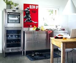 stainless steel kitchen chairs stainless steel kitchen furniture stainless steel freestanding kitchen units new free standing kitchen sink ideas home ideas