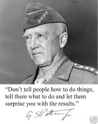 Ww2 Quotes Unique General George S Patton Autograph World War 448 II Quote 48 X 48 Photo