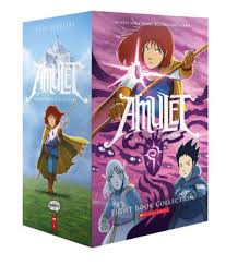 amulet 1 8 box set