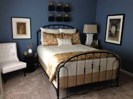 Paint For Master Bedroom Wall Paint Color Benjamin Moores Normandy Made This Room