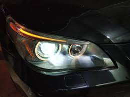Bmw Bi Xenon Lights Bmw Car Light Upgrades Bi Xenon Projector Installs Led
