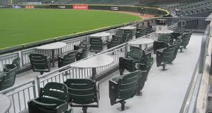 Guaranteed Rate Field Seating Chart With Rows Chicago White Sox Seating Guide Guaranteed Rate Field