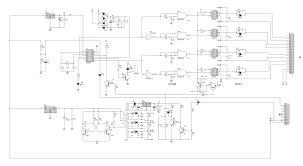 Diagram simple ups circuit diagram