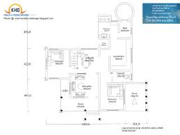 2000 square feet home design plan