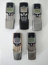 Nokia 8850 + nokia 8890 + nokia 8855 in ...