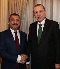 """Şahap Kavcıoğlu en Twitter: """"Plan ve Bütçe Komisyonu Üyeleri olarak  Cumhurbaşkanımız Sayın Recep Tayyip Erdoğan ile bir araya geldik.  https://t.co/qz3ocFNRAF"""""""