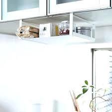 under cabinet storage rack shelves organizers closetmaid base organizer cabine