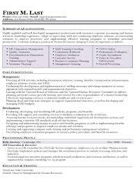 Hr Generalist Resume Resume