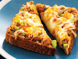 Spicy Tuna Melt Recipe - Clean Eating