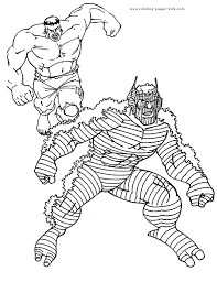 Small Picture Baby Hulk Coloring Pages Coloring Pages