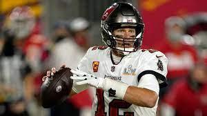 Tom Brady looking forward to Week 4 ...