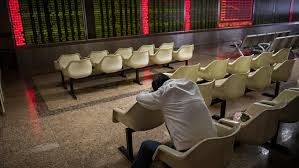 Chinas Financial Market Slump Highlights Sensitivity To