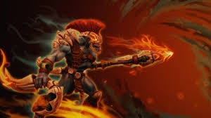 dota2 huskar hd desktop wallpapers 7wallpapers net