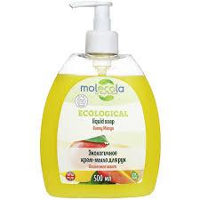 """Купить <b>жидкое мыло</b> для рук <b>Molecola</b> эко """"Солнечное Манго ..."""