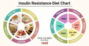 Diet Chart For Insulin Resistance Patient Insulin