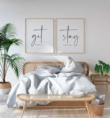 guest room prints get cozy stay awhile