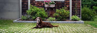 patio pavers with grass in between. Turfstone Permeable. TurfstonePermeable Pavers Patio With Grass In Between