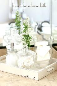 Bathroom Vanity Tray Decor Bathroom Tray Medium Size Of Trays For Bathroom Mirrored Dresser 86