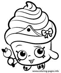 Kids Colering Pages Shopkins For Kids Coloring Pages Printable