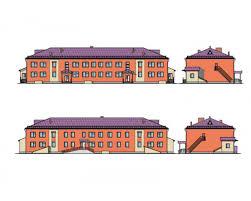 Дипломный проект пгс детский сад на мест в селе Барда Пермского  Детский сад на 95 мест в селе Барда Пермского края