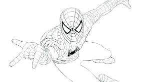 Spiderman Coloring Pages Online Coloring Coloring Pages The Amazing