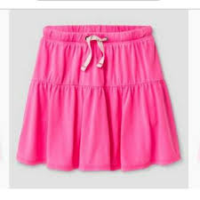 Cat Jack Scooter Skirt Shorts Pink Nwt Nwt
