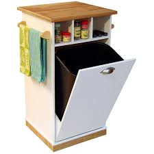 Retro Trash Cans Kitchen Recycling Kitchen Kitchen Recycling Bins For Cabinets