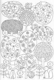 Scandinavian Coloring Book Pg 28 Features