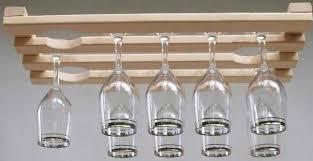 large large 727x374 pixels wonderful laurel highlands wood 24 hanging wine glass rack