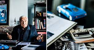 Sources tell us that it will be a tribute to the eb110 ss that revived the bugatti brand in 1990s. An Audience With Romano Artioli Godfather Of The Bugatti Eb110 Classic Driver Magazine