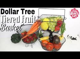Dollar Tree DIY Fruit Basket