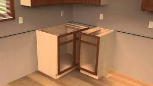 Kitchen Corner Base Cabinets 3 Cliqstudios Kitchen Cabinet Installation Guide Chapter 3 Youtube