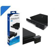 <b>Система охлаждения</b> PS4 <b>DOBE Cooling</b> Fan + Разветвитель ...
