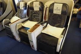 Egyptair Seating Chart Egyptair 777 300er Business Class Flight Jfk To Cairo
