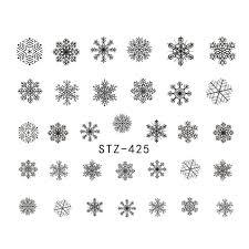 1 Copriletto Diversi Disegni Di Natale Grigio Fiocco Di Neve Adesivi