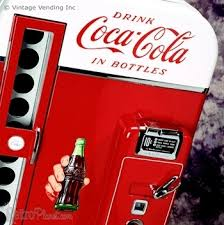 Coke Bottle Vending Machine Inspiration History Of Coke Machines Synonym