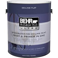 ceiling white paintBEHR Premium Plus Ultra 1 gal Ultra Pure White Ceiling Interior