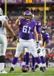 Checking In On The Vikings Offensive Line
