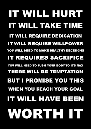 Sports Quotes Motivational Inspirational Motivational Quote Sign Poster Print PictureIT WILL 98