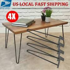 4pcs 16 hairpin table folding legs diy