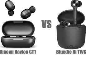 Xiaomi Haylou GT1 VS <b>Bluedio Hi TWS</b> Earbuds: Winner is ...