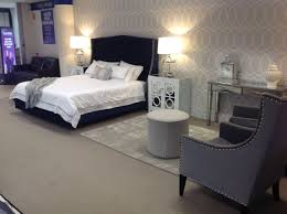 diy tufted headboard with wings new alexander deluxe king size wing bed on floating base with