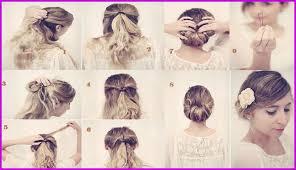 Coiffure Femme Enfant Facile A Faire Pour Cheveux 330890
