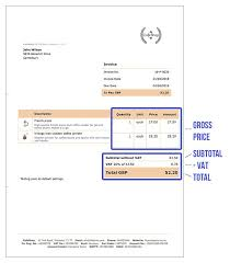 Invoice Price Your Invoices Gross Or Net Pricing Debitoor Invoicing