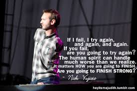 nick vujicic quotes quotesgram