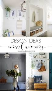 81 best Inspire: Mudrooms images on Pinterest | Entrance hall ...