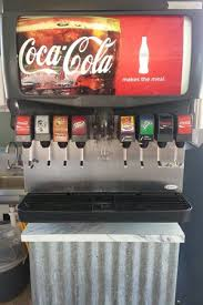 Diet Coke Vending Machine Inspiration Soda Tap No Diet Coke Picture Of Circle Pizza Avalon TripAdvisor
